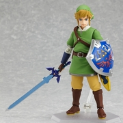 Legend of Zelda Skyward Sword Figma Link Figure