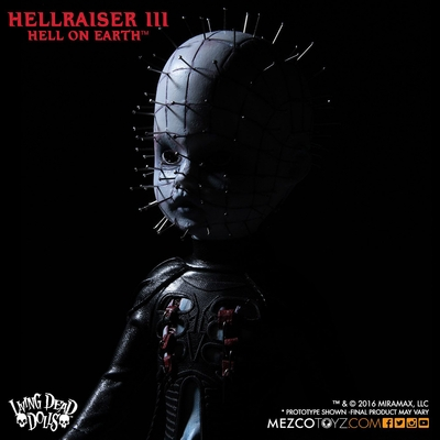 Living Dead Dolls Presents Hellraiser III Pinhead