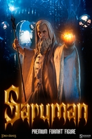 The Lord of the Rings Saruman Premium Format Figure
