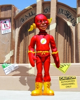 MAD Just-Us League Alfred as The Flash Action Figure