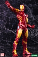 Marvel Comics Avengers Now Iron Man ARTFX+ Statue Red Version