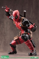 Marvel Comics Now Deadpool ARTFX+ Statue