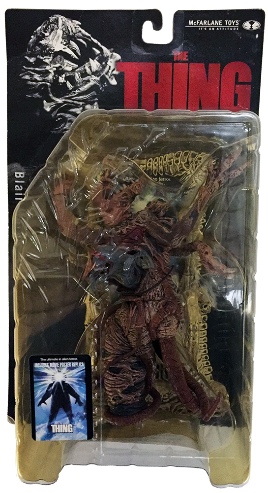 Movie Maniacs Series 3 The Thing Blair Monster Action Figure (2000)