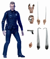 NECA Terminator 2 Ultimate T-1000 Action Figure