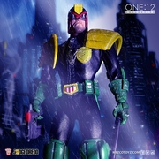 One:12 Collective Presents Judge Dredd Action Figure