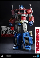 Transformers Optimus Prime (Starscream Version) Figure