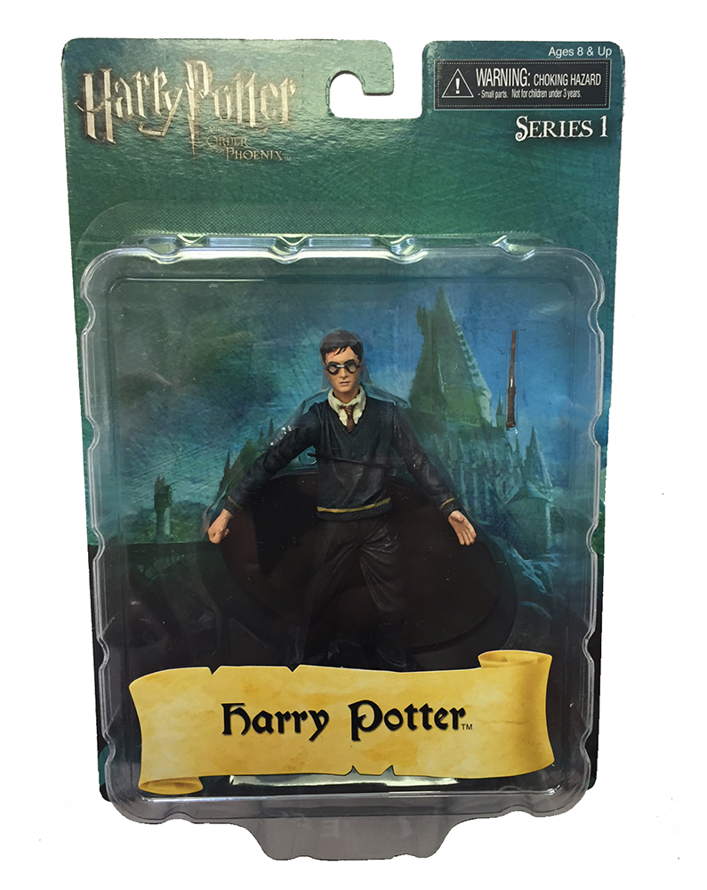 "Order of the Phoenix Harry Potter 3.75"" Action Figure"