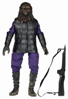 Planet of the Apes Retro Gorilla Soldier Figure