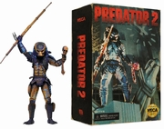 NECA Predator 2 City Hunter Classic Video Game Appearance Figure
