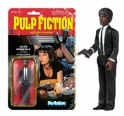 Pulp Fiction Jules Winnfield ReAction Action Figure