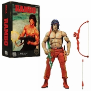 Rambo Classic Video Game Appearance Figure