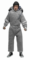 Retro Sweat Suit Rocky Figure