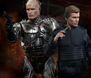 Hot Toys RoboCop (BD Version) and Alex Murphy 1/6 Scale Figures