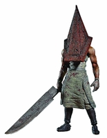 Silent Hill 2 Figma Red Pyramid Thing Figure
