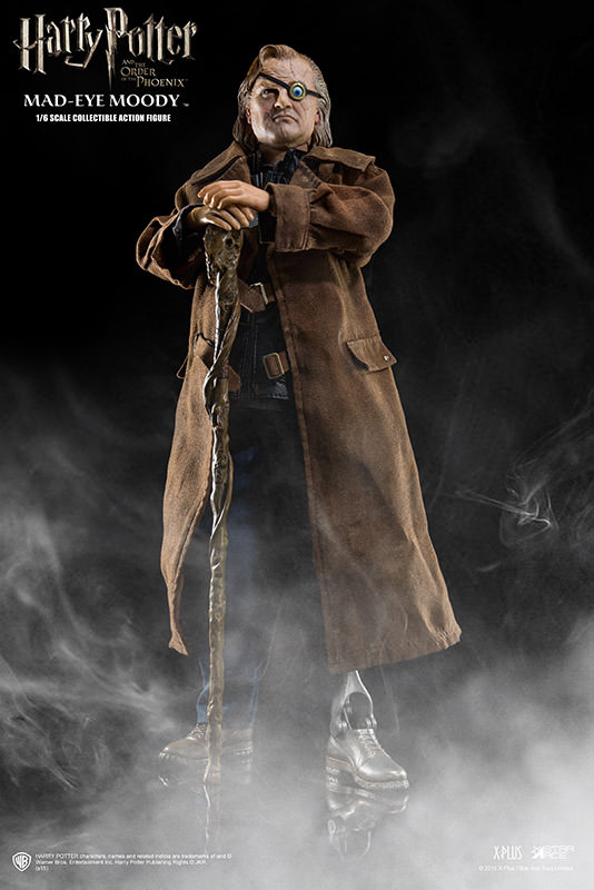 Star Ace Harry Potter Mad Eye Moody 1/6 Scale Figure