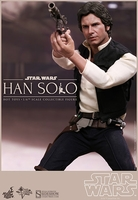 Star Wars Han Solo 1/6 Scale Figure