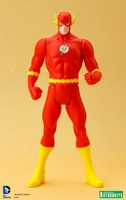 Super Powers DC Universe Classic Flash ARTFX+ Statue