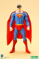 Super Powers DC Universe Classic Superman ARTFX+ Statue