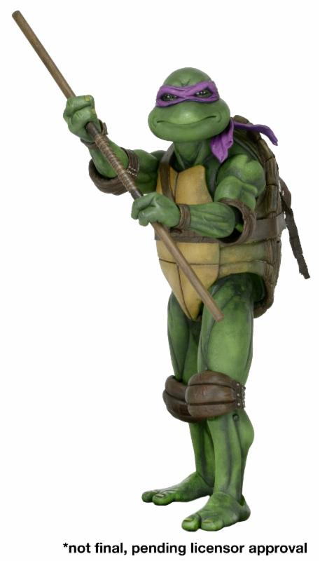 Teenage Mutant Ninja Turtles Donatello 1/4 Scale Figure