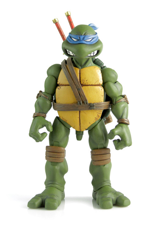 Teenage Mutant Ninja Turtles Leonardo 1/6 Scale Figure by Mondo