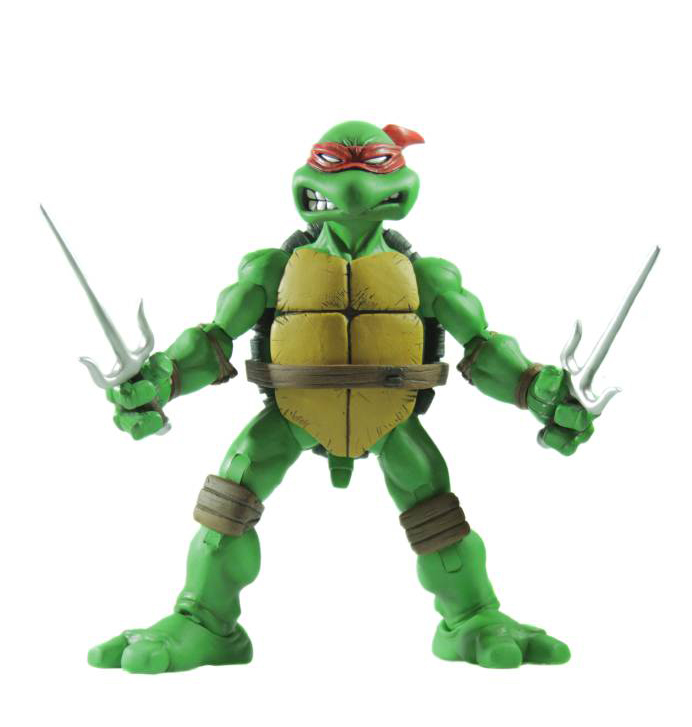 Teenage Mutant Ninja Turtles Raphael 1/6 Scale Figure by Mondo