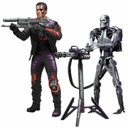 Terminator vs Robocop T-800 & Endoskeleton Series 1