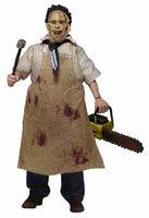 Texas Chainsaw Massacre Retro Leatherface Figure