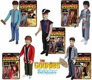 The Goonies ReAction Retro Action Figure Set