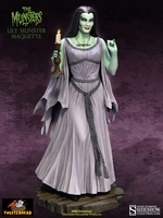 The Munsters Lily Munster Maquette