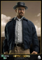 ThreeZero Breaking Bad Heisenberg 1/6 Scale Figure