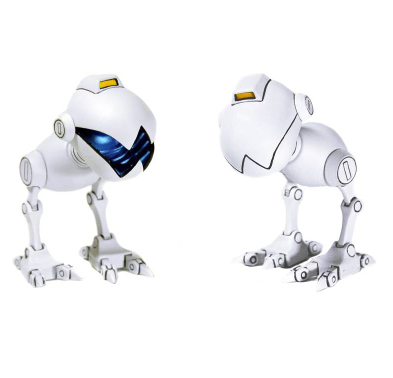 TMNT Mouser 1/6 Scale Figure Two Pack by Mondo