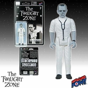 "Twilight Zone Eye of the Beholder Doctor Bernardi 3.75"" Figure"