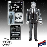 "Twilight Zone Five Characters in Search of an Exit Army Major 3.75"" Figure"