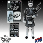 "Twilight Zone Five Characters in Search of an Exit Bagpiper 3.75"" Figure"