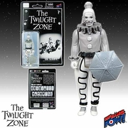 "Twilight Zone Five Characters in Search of an Exit Clown 3.75"" Figure"