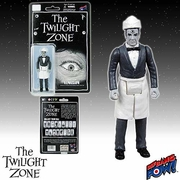"Twilight Zone Will the Real Martian Please Stand Up Three-Eyed Venusian 3.75"" Figure"