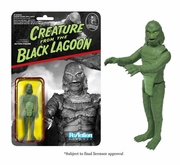 Universal Monsters Creature from the Black Lagoon ReAction Figure