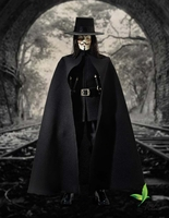 V for Vendetta 1/6 Scale Figure
