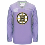 Bruins  Hockey Fights Cancer Practice Jersey