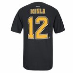 Iginla Name and Number Tee