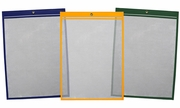 "120 Job Jackets/Envelopes<br> 9"" x 12"" - 1 Eyelet<br> (4 Packs)"