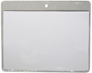 """Pack of 100<br>6"""" x 4"""" Heat Sealed Job Jackets"""