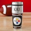 Personalized NFL Hot/Cold Tumbler