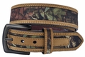 Mossy Oak Camouflage Belt with Crazyhorse Trim | 5714510