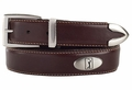 PGA TOUR Leather Concho Golf Belt - Brown | 2697500-200