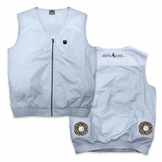 AlphaCool Battery Powered Cooling Vest