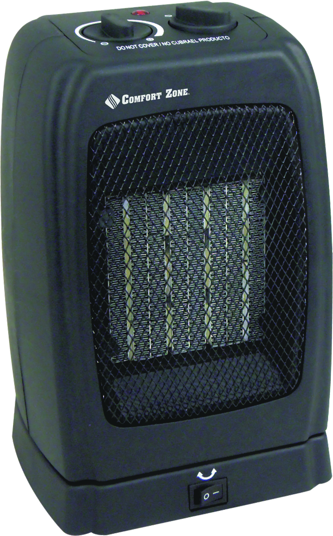 Comfort Zone Energy Efficient Ceramic Heater My Cooling