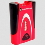 Gerbing Rechargeable Lithium Battery - Red