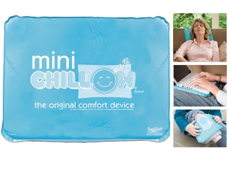 Mini Chillow Cooling Pillow 2 Pack