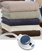 Soft Heat Low-Voltage Heated Blankets
